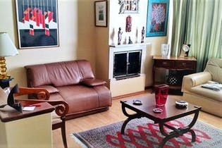 Apartamento En Bogota Santa Paula - con garaje y depósito amplio