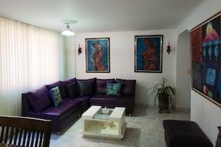 Apartamento en venta en Laureles 86m²