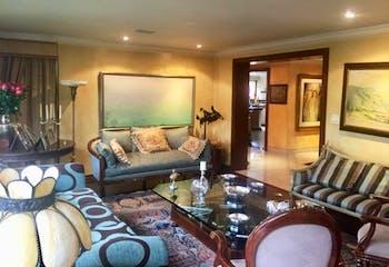 Apartamento en venta en El Nogal 360m² con Jardín...
