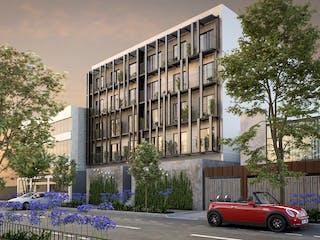 Rio Danubio 81, desarrollo inmobiliario en Colonia Cuauhtémoc, Ciudad de México