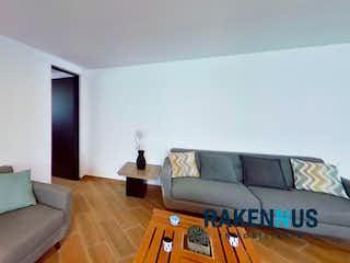 Una sala de estar llena de muebles y un sofá en Puente Morena 9