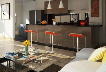 Paralela 91, Apartamentos en venta en La Castellana de 1-3 hab.