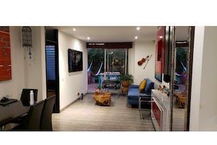 Apartamento en venta en Rincón Del Chicó de 1 hab. con Bbq...