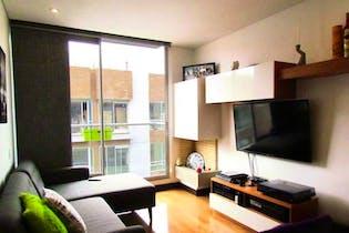 Apartamento en venta en Barrio Cedritos de 1 hab. con Zonas húmedas...