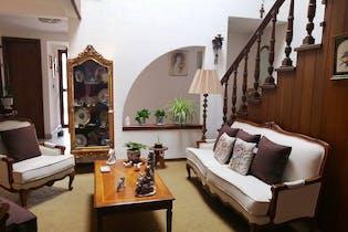Casa en venta en Residencial Acoxpa de 4 hab.
