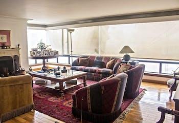 Apartamento en venta en El Nogal de 3 alcobas