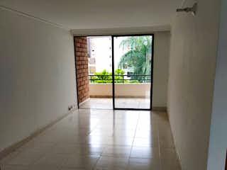Una vista de un pasillo desde un pasillo en Apartamento en venta en Loma de los Bernal, 95mt con balcon