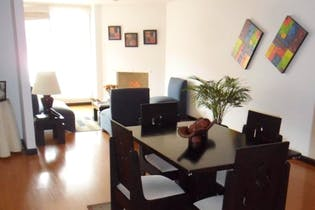 Apartamento En Venta En Bogota Cedro dos balcones en la alcoba principal
