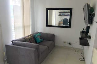 Calasanz Azul, Apartamento en venta de 2 habitaciones