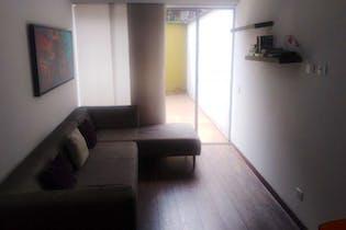 Apartamento en venta en El Castillo Chapinero de 78m²