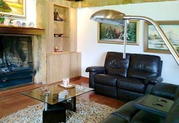 Casa En Chia, Vereda Fagua, 4 Habitaciones- 300m2.
