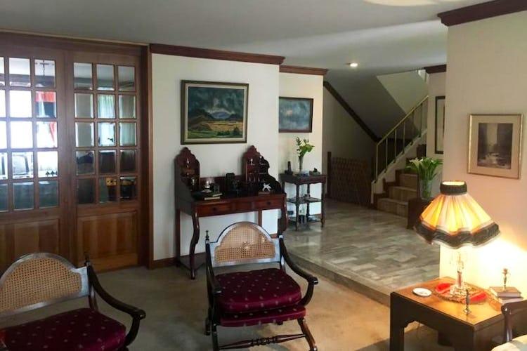 Foto 1 de Casa En Bogota Santa Ana- 4 alcobas- chimenea