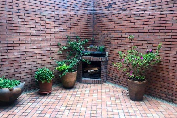 Foto 6 de Casa En Bogota Santa Ana- 4 alcobas- chimenea