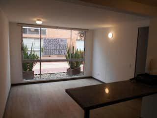 Una vista de una sala de estar y comedor en Apartamento En Venta En Cajica Caeli