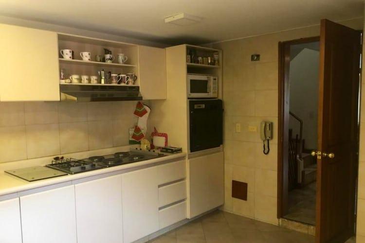 Foto 8 de Casa En Bogota Santa Ana- 4 alcobas- chimenea