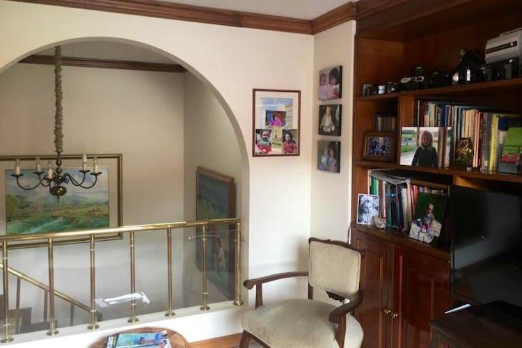 Foto 20 de Casa En Bogota Santa Ana- 4 alcobas- chimenea