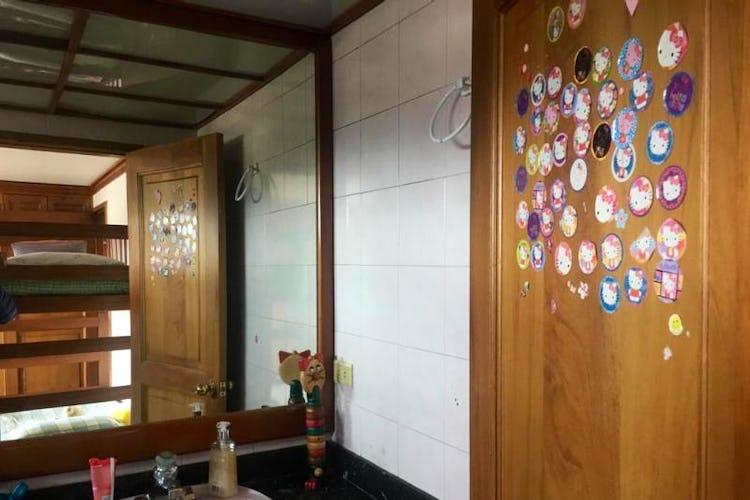 Foto 21 de Casa En Bogota Santa Ana- 4 alcobas- chimenea