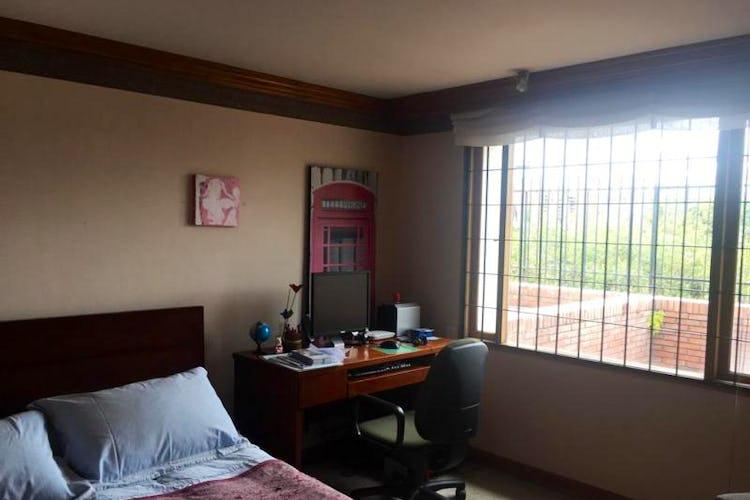 Foto 22 de Casa En Bogota Santa Ana- 4 alcobas- chimenea