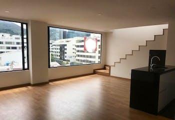Apartamento Barrio La Carolina, La Carolina, 2 Habitaciones- 82m2. ,