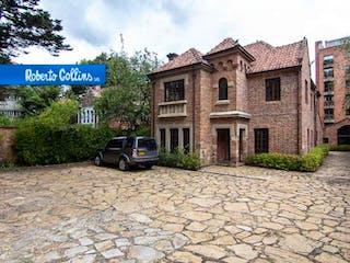 Casa en venta en El Nogal, Bogotá