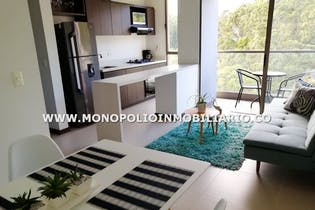 Apartamento en venta en El Poblado de 2 hab. con Piscina...