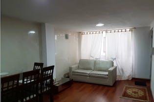 Apartamento en venta en Teusaquillo, 57m²