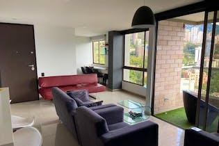 Apartamento en venta en Poblado de 77m² con Gimnasio...