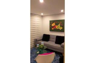 Apartamento en venta en Santa Ana de 2 alcoba