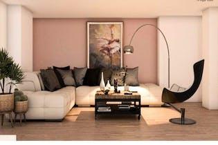Apartamento en venta en Loma Escobero de 3 habitaciones