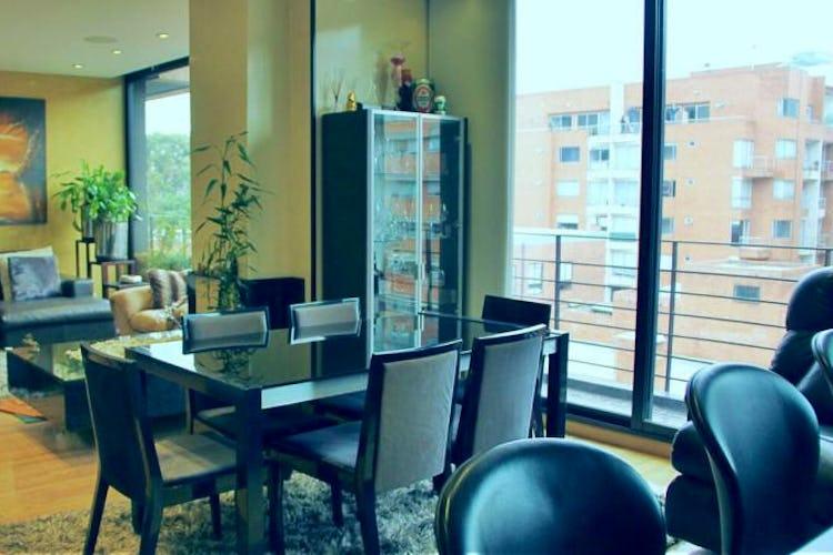 Foto 2 de Apartamento en Bogota El Chico - club house con piscina, sauna y turco
