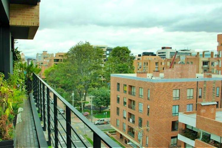 Foto 5 de Apartamento en Bogota El Chico - club house con piscina, sauna y turco
