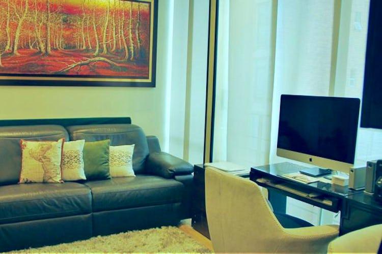 Foto 6 de Apartamento en Bogota El Chico - club house con piscina, sauna y turco