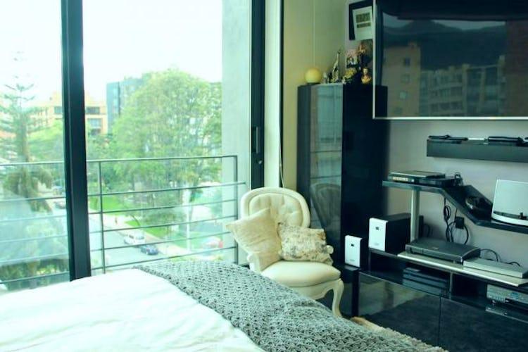 Foto 10 de Apartamento en Bogota El Chico - club house con piscina, sauna y turco