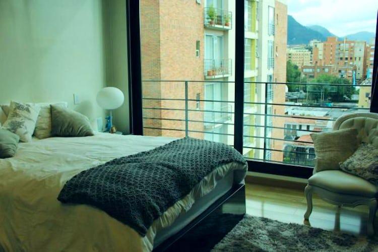 Foto 11 de Apartamento en Bogota El Chico - club house con piscina, sauna y turco