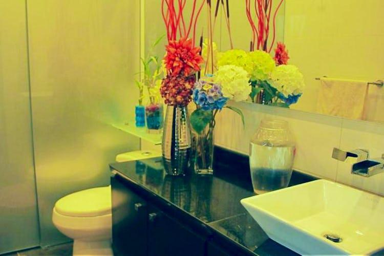 Foto 15 de Apartamento en Bogota El Chico - club house con piscina, sauna y turco