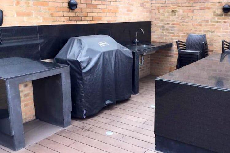 Foto 26 de Apartamento en Bogota El Chico - club house con piscina, sauna y turco