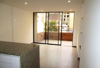 Apartamento en venta en Los Cedros 55m² con Zonas húmedas...
