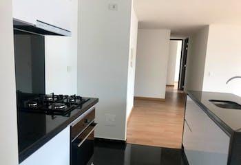 Apartamento en venta en Bogota Santa Barbara 2 habitaciones