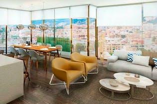 Balcony 93-16, Apartamentos nuevos en venta en Chicó Reservado con 2 habitaciones