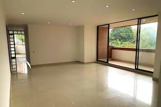 San Serrano, Apartamento en venta en Los Balsos Nº 1 de 3 alcobas