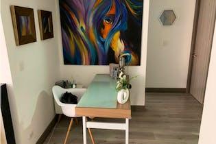 Apartamento en venta en Santa Bárbara Occidental de dos habitaciones