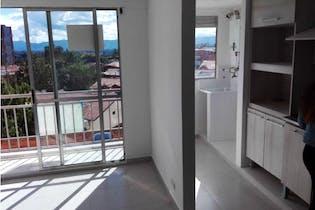Apartamento en venta en Rionegro de 2 alcoba