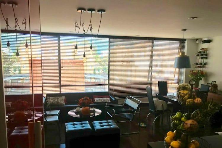 Foto 2 de Apartamento En Chico Norte - Bogota, con 3 habitaciones en piso 6
