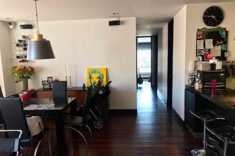 Foto 3 de Apartamento En Chico Norte - Bogota, con 3 habitaciones en piso 6
