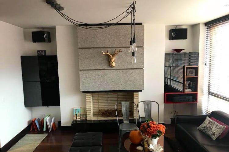 Foto 8 de Apartamento En Chico Norte - Bogota, con 3 habitaciones en piso 6