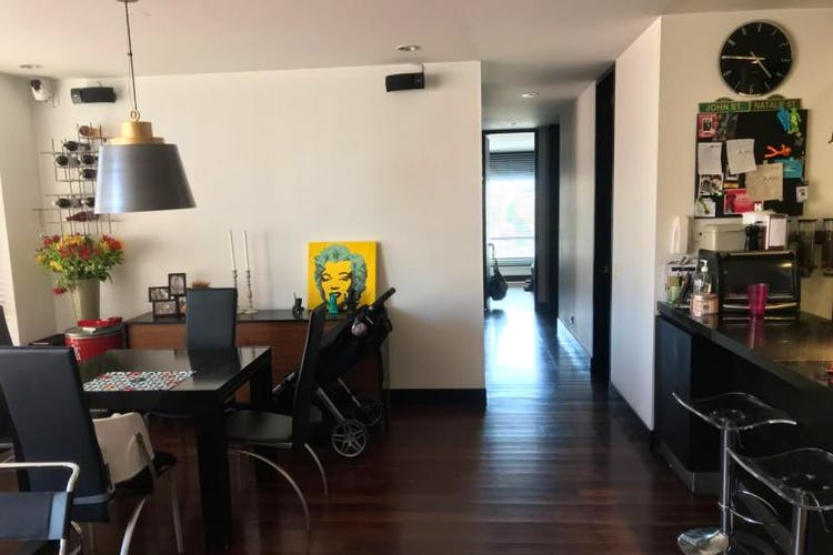 Foto 9 de Apartamento En Chico Norte - Bogota, con 3 habitaciones en piso 6