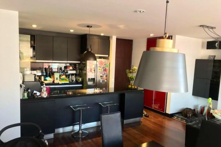 Foto 11 de Apartamento En Chico Norte - Bogota, con 3 habitaciones en piso 6