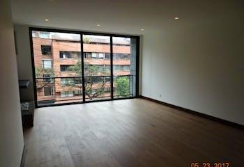 Apartamento En Bogota - Los Rosales, con tres habitaciones