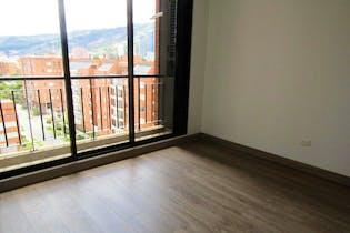 Apartamento en venta en Caobos Salazar de 1 hab. con Gimnasio...
