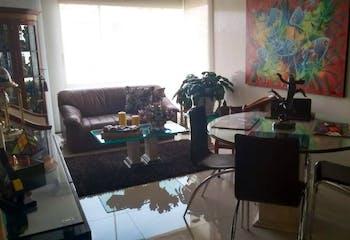 Apartamento En Bogota Cedritos ubicado en el sexto piso con 2 alcobas